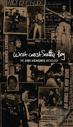 Hendrix, Jimi - West Coast Seattle Boy: The Jimi Hendrix Anthology CD Cover Art