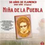 Nina De La Puebla - 50 A�os De Flamenco Vol.6 DB Cover Art