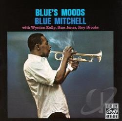 Mitchell, Blue - Blue's Moods CD Cover Art