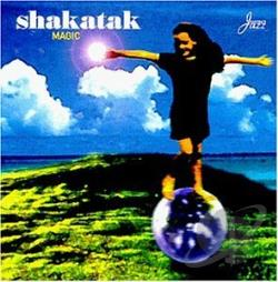 Shakatak - Magic CD Cover Art
