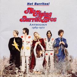 Flying Burrito Brothers - Hot Burritos! The Flying Burrito Brothers Anthology 1969-1972 CD Cover Art