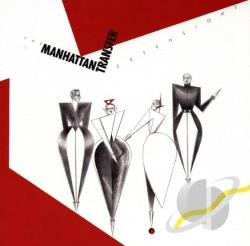 Manhattan Transfer - Extensions CD Cover Art