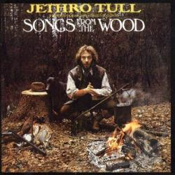 Jethro Tull - Songs from the Wood CD Cover Art