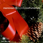 Mantovani - Holiday Instrumentals CD Cover Art