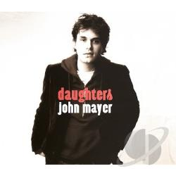 john mayer daughters cd single united kingdom. Black Bedroom Furniture Sets. Home Design Ideas