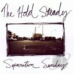 Hold Steady - Separation Sunday CD Cover Art
