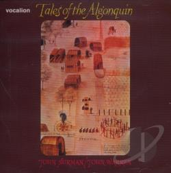 Surman, John / Warren, John - Tales of the Algonquin CD Cover Art