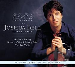 Bell, Joshua - Joshua Bell Collection CD Cover Art