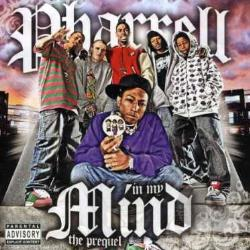 Pharrell - In My Mind CD Cover Art