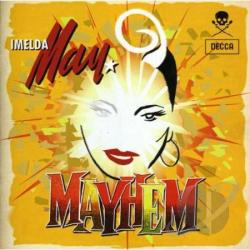 May, Imelda - Mayhem CD Cover Art