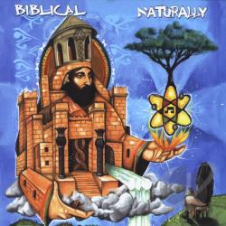 Biblical - Naturally CD Cover Art