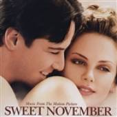 Sweet November Soundtrack - Sweet November (Music From The Motion Picture) DB Cover Art