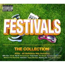 Festivals: The Collection CD Cover Art