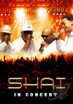 Shai - Live CD Cover Art
