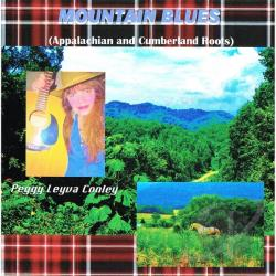 Peggy Leyva Conley - Mountain Blues CD Cover Art