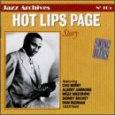 Page, Hot Lips - Story 1937-1946 CD Cover Art