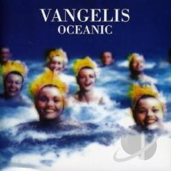 Vangelis - Oceanic CD Cover Art