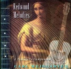 Weingarten, Carl - Redwood Melodies CD Cover Art