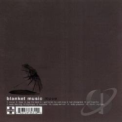 Blanket Music - Move CD Cover Art