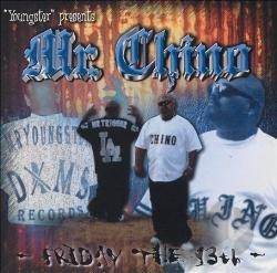 Mr. Chino - Friday The 13th CD Cover Art