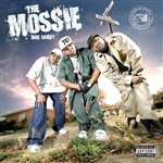 Mossie - Soil Savy CD Cover Art
