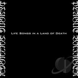 Plague Bringer - Life Songs In A Land Of Death CD Cover Art