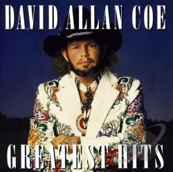 Coe, David Allan - Greatest Hits CD Cover Art