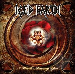 Iced Earth - I Walk Among You CD Cover Art