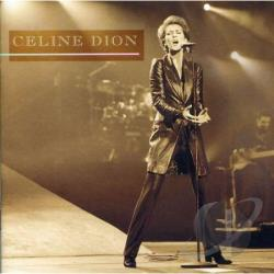 Dion, Celine - Live a Paris CD Cover Art