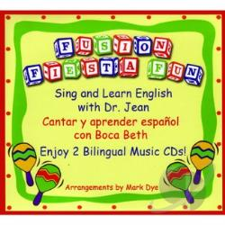 Dr. Jean - Fusion Fiesta Fun CD Cover Art