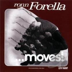 Janusz, Thom - Ronn Forella . . . Moves! CD Cover Art