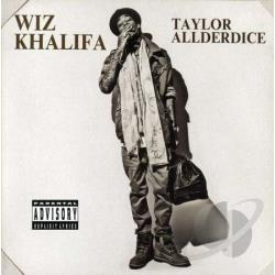 Khalifa, Wiz - Taylor Allderdice CD Cover Art