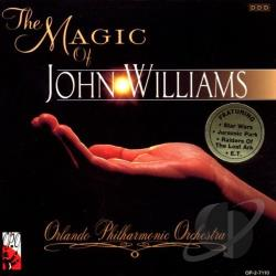 Williams, John - Magic Of CD Cover Art