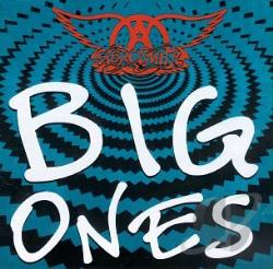Aerosmith - Big Ones CD Cover Art