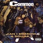 Common Sense - Can I Borrow a Dollar? CD Cover Art