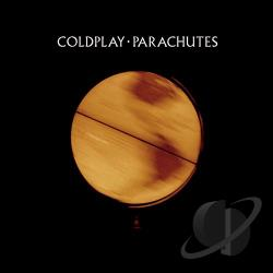 Coldplay - Parachutes CD Cover Art