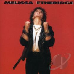 Etheridge, Melissa - Melissa Etheridge CD Cover Art