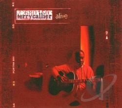 Callier, Terry - Alive CD Cover Art