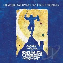 Fiddler On The Roof Soundtrack Cd Album