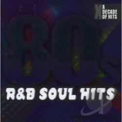80S R&B Soul Hits CD Cover Art