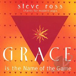 Ross, Steve - Grace Is The Name Of The Game CD Cover Art