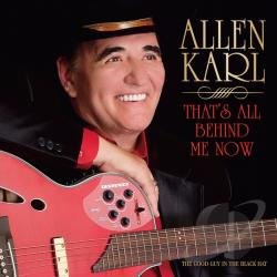 Karl, Allen - That's All Behind Me Now CD Cover Art