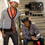 Audio Push - Up N Down DB Cover Art