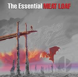 Meat Loaf - Essential Meat Loaf CD Cover Art