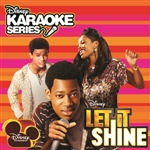 Let It Shine Karaoke - Disney Karaoke Series: Let It Shine DB Cover Art