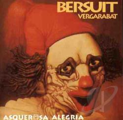 Bersuit - Asquerosa Alegria CD Cover Art