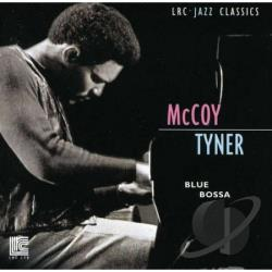 Tyner, Mccoy - Blue Bossa CD Cover Art