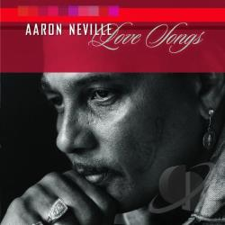 Neville, Aaron - Love Songs CD Cover Art