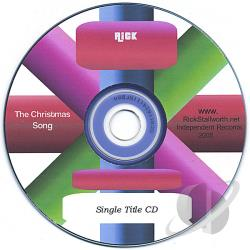 Rick - Christmas Song CD Cover Art