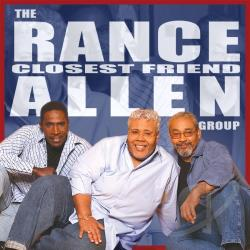 Allen, Rance - Closest Friend CD Cover Art